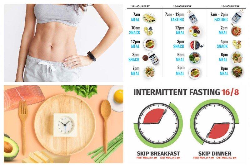Digiuno intermittente: perdi peso e vivi più a lungo
