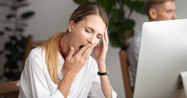 Sentirsi stanchi: 10 modi per avere più energia