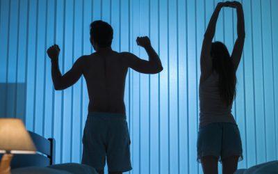 Stretching: 7 esercizi prima di dormire