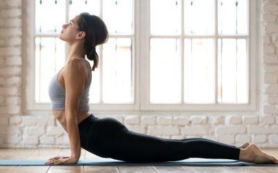 yoga per mal di schiena
